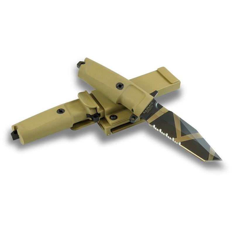 cuchillo equipamiento táctico outdoor
