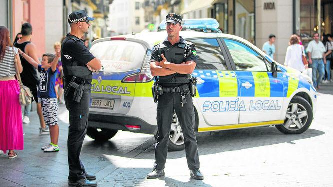 La seguridad de la policía, nuestra prioridad