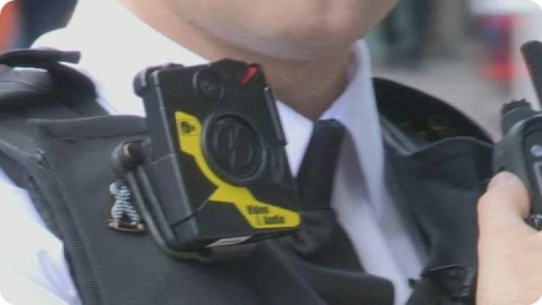 Videocámaras policiales