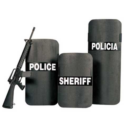 escudo antibalas para policias y militares