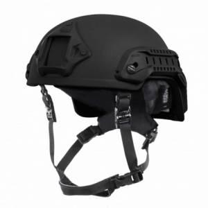 casco antibalas fast negro