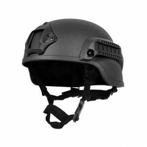casco antibalas mich 2000 negro