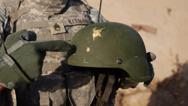 La importancia de los cascos antibalas