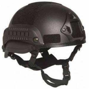 cascos antibalas mich 2002 negro