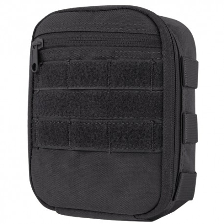 condor side kick pouch black negro