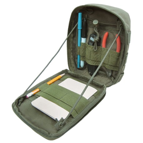 condor side kick pouch multicam verde