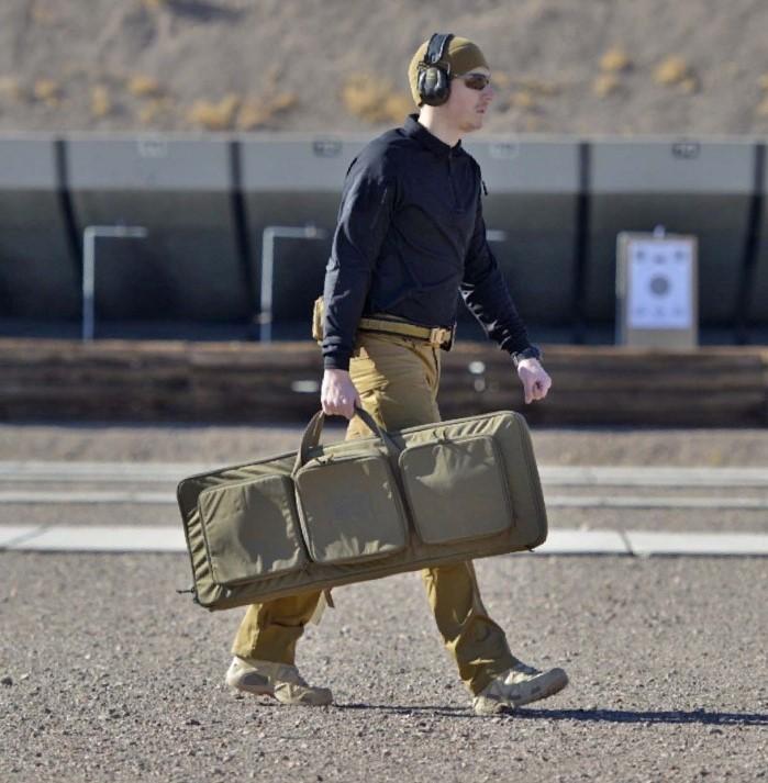 fundas para armas de viaje