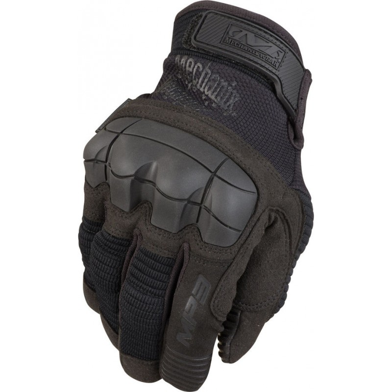 guantes mechanix-m-pact-3-black