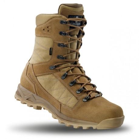 botas crispi especiales para el desierto