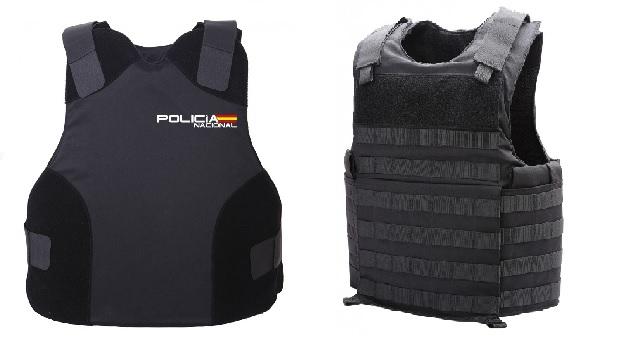 distribuidores oficiales de material policial