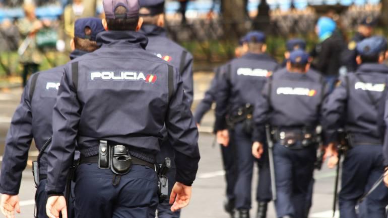 Distribuidores oficiales de material policial: H50 Tactical