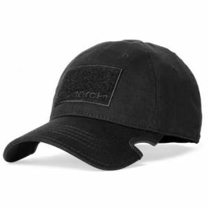 Notch Classic Adjustable Hat Black Operator