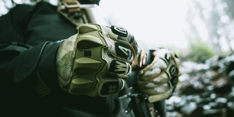 guantes tacticos viktos