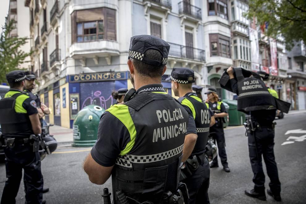 Porras, la defensa de policías y miembros de seguridad
