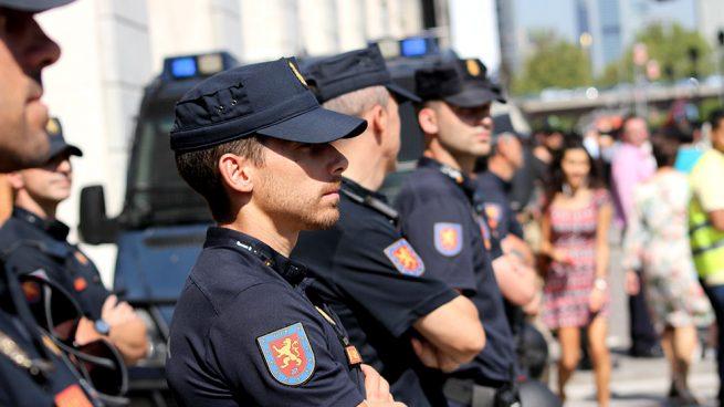 Gafas policiales para el cuerpo de seguridad del estado