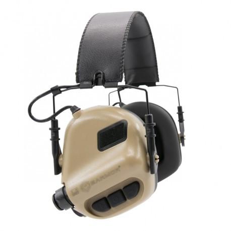 cascos auditivos armas de tiro deportivo proteccion