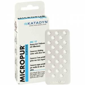 pastillas potabilizadoras