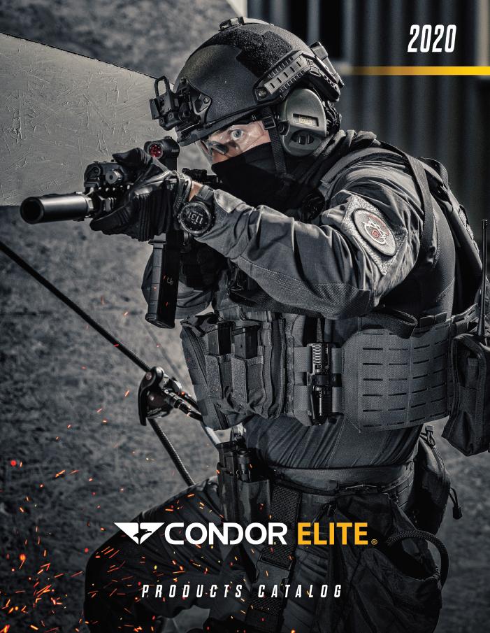 Catálogo Condor Elite 2020