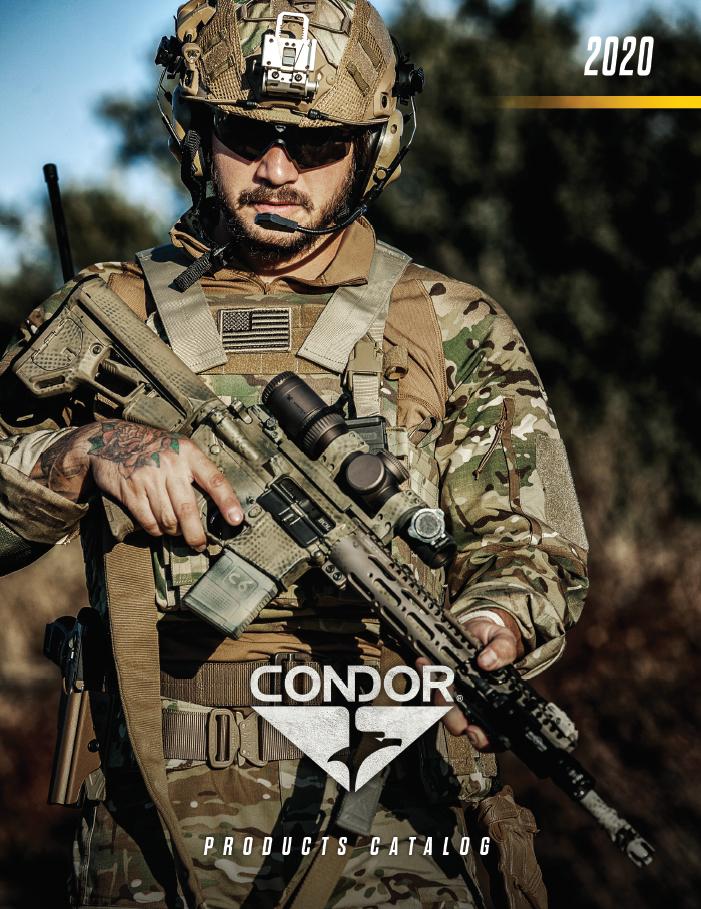 Catálogo Condor Outdoor 2020